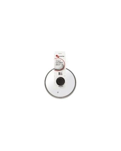 Hascevher 16 cm T Kravatlı Cam Kapak Siyah