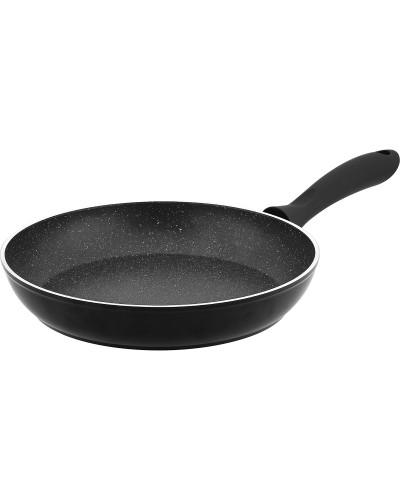 Hascevher Graneco 28 cm Tava - Siyah
