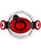 Hascevher İmge Matik 5,0 Lt Düdüklü Tencere - Kırmızı